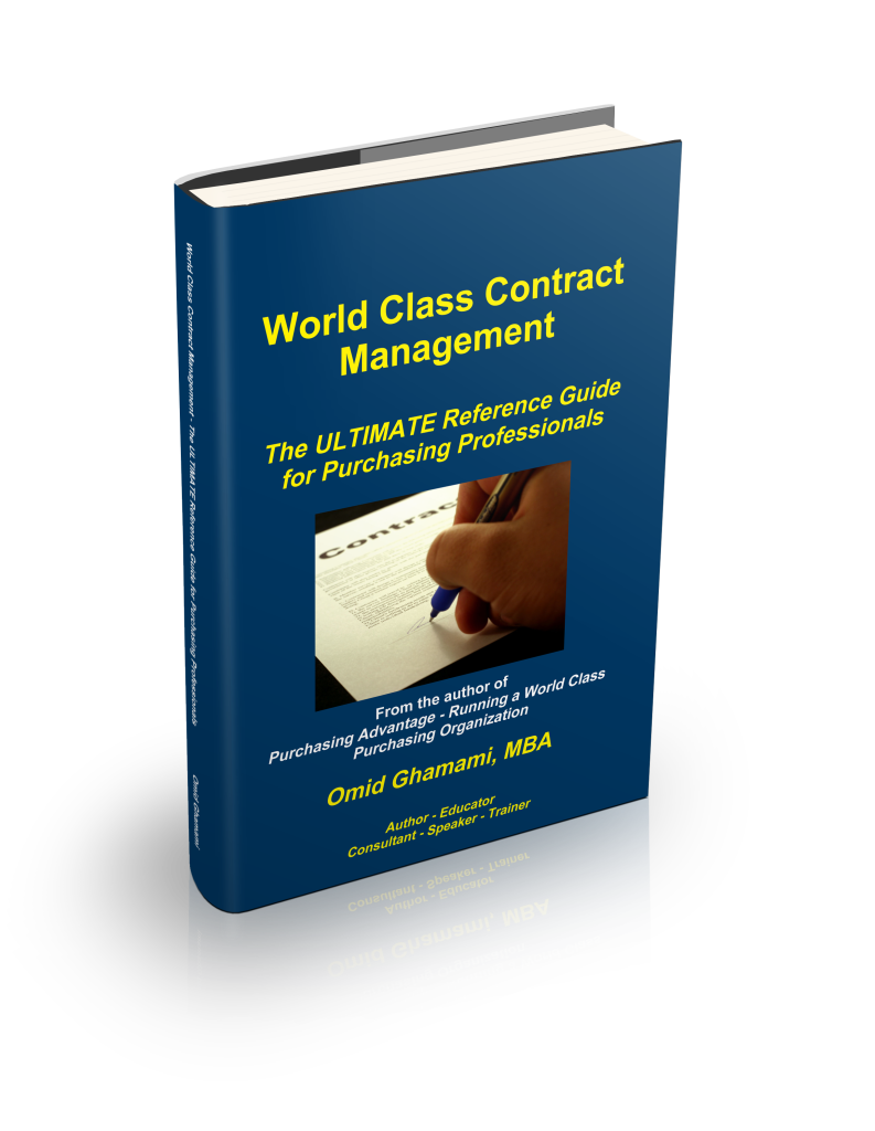 Purchasing Advantage - World Class Contract Management