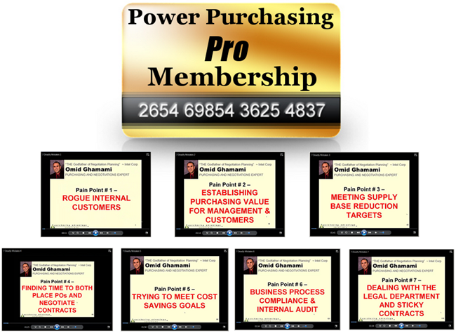 Power Purchasing Pro