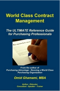 World Class Contract Management