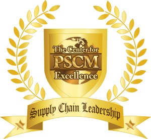 Center for PSCM Excellence Logo